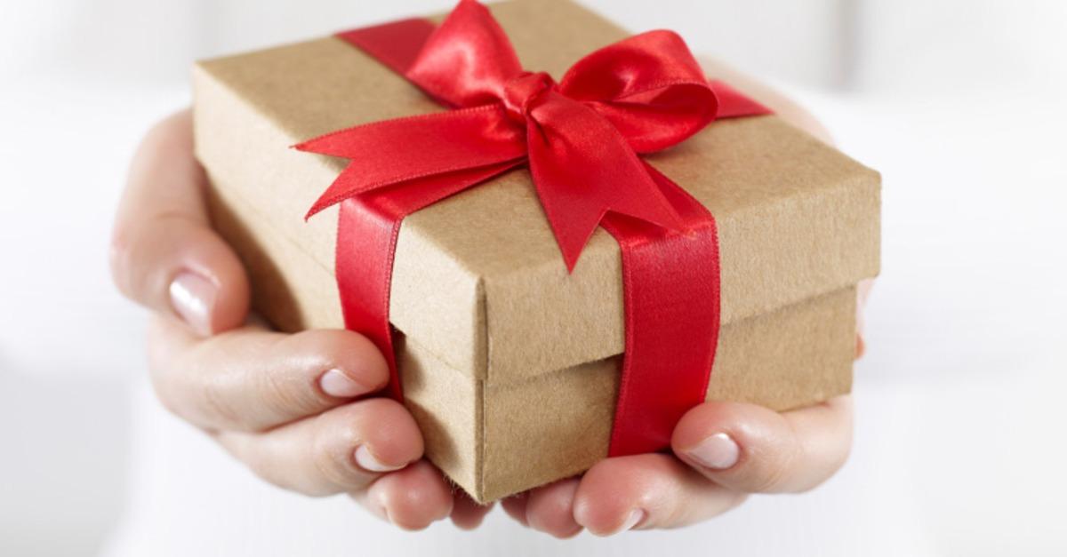 В чем секрет подарка 99